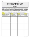Reading Strategies - Making Connections