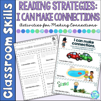 Reading Strategies Making Connections with Pictures and Stories