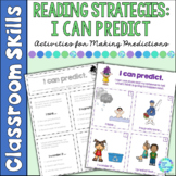 Making Predictions Reading Comprehension Strategy