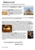 Reading Strategies - Mystery 6 - The Curse of Tutankahmen