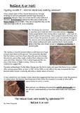 Reading Strategies - Mystery 7- Nazca Lines
