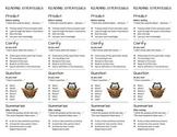 Reading Strategies Owl-Themed Bookmark