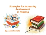 Reading Strategies - POWERPOINT + Notes + Rationale (Guide)