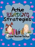 *Reading Comprehension Strategies Posters and Response Sheets Pack*CommonCore