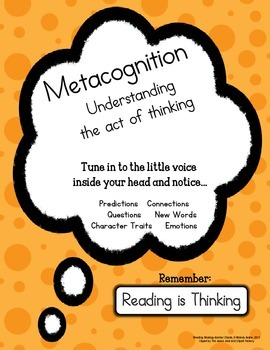 Reading Strategies Package-20+Weeks of Mini-Lessons, Anchor Charts, & Assessment