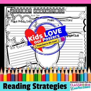 Reading Strategies Activity Poster