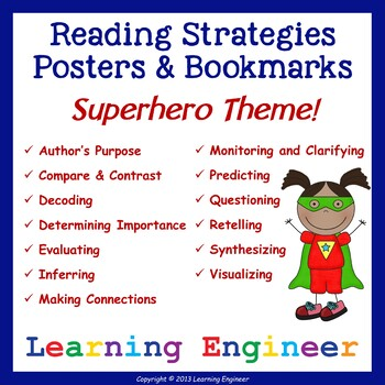 Reading Strategies, Reading Skills, Comprehension Strategi