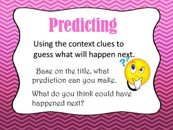 Reading Strategies: Connections, Wonder, Predicting