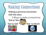 Reading Strategies: Connections, Wonder, Predicting