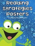 Reading Strategies Posters - FREEBIE!