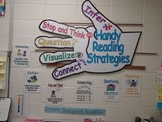 Reading Strategies Posters Package