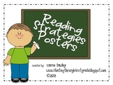 Reading Strategies Posters - Reading is Thinking!