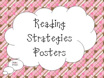 Reading Strategies Posters         jd