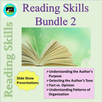 Reading Strategies PowerPoint Bundle