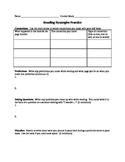 Reading Strategies Practice
