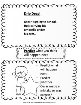 Reading Strategies Prediction Package K to 3