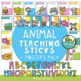 Reading Strategies Printable Pack {Fun Animal Prompts}
