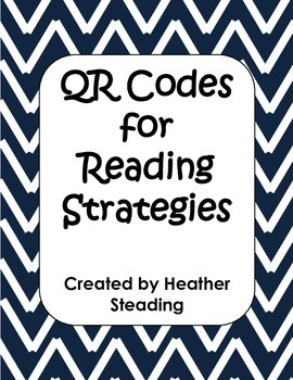 Reading Strategies QR Codes