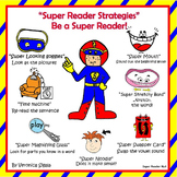 Reading Strategies, Reading Strategies Guided Reading, Reading Strategies mat