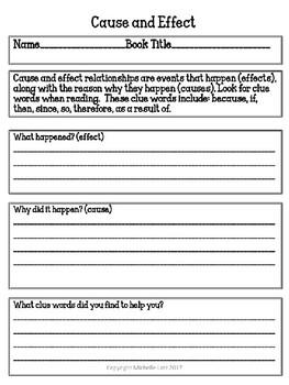 Reading Strategies Recording Sheets