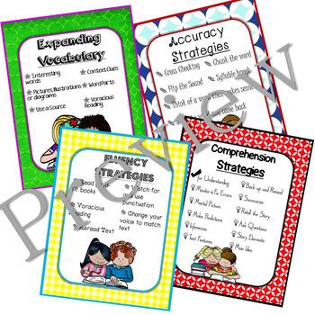 Reading Strategies Resources