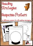 Reading Strategies Response Posters