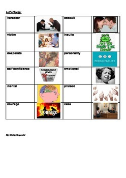 Reading Strategies - School Bully is Punished-Guided Reading