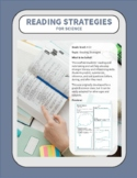 Reading Strategies - Science (easily adaptable for other s