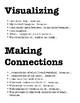 Reading Strategies Sentence Stem Posters