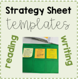 Reading Strategies Small-Group Charts