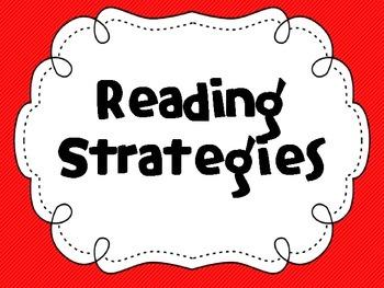 Reading Strategies Smartboard Bundle