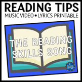 Reading Skills Song Music Video