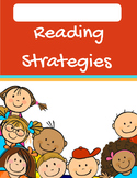 Reading Strategies Sticky Note Holder for Students