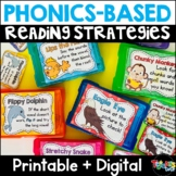 Reading Strategies Super Bundle : 6 Strategy Packs Plus Bo