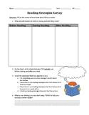 Reading Strategies Survey