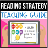 Reading Strategies Teaching Guide: Digital Resource for Guided Reading