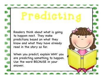 Reading Strategies Time to Unravel and Master them One by One!  Grades 1 - 4