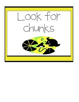 Posters Reading Strategies Tool Kit