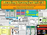 Reading Strategies Unit 4 - Compare/Contrast, Draw Conclus