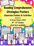 IB PYP Thinking Skills Strategies Posters and Activities for Big Kids