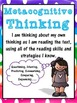 Reading Strategies Wall Posters and Activities for Big Kids