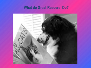 Reading Strategies - What do Great Readers Do?