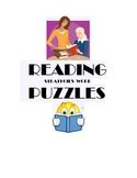 Reading Strategies Words Puzzle