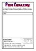 Reading Strategies Worksheets