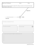 Reading Strategies Worksheets- for novels