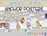 Reading Strategies and Comprehension Helpers Anchor Posters