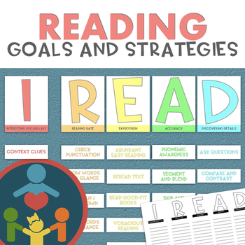 Reading Strategies Posters / Anchor Charts