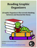 Reading Graphic Organizers and Activities for novels or short stories