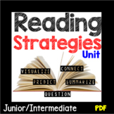 Reading Strategies and Independent Reading Response Unit, PDF