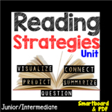 Reading Strategies and Independent Reading Response Unit,